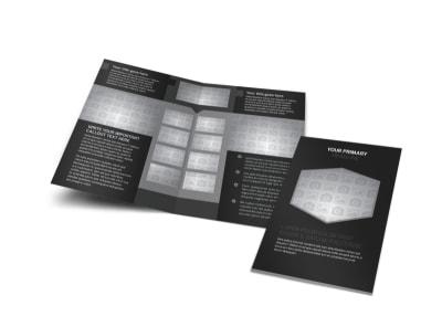 Generic Bi-Fold Brochure Template 9855 preview