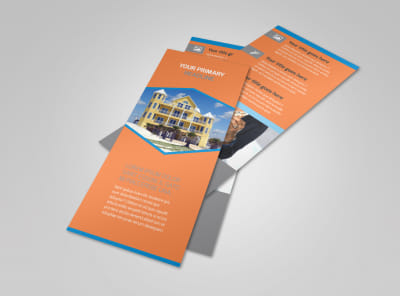Property Management Flyer Template 2