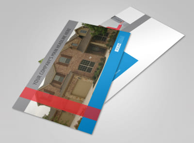 Real Estate Home for Sale Postcard Template 2