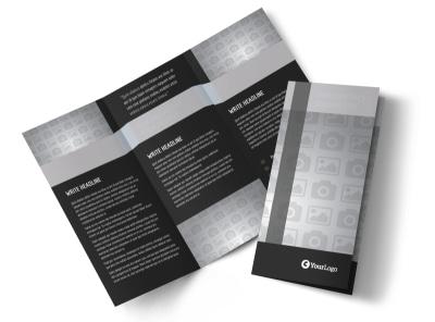Generic Tri-Fold Brochure Template 9866