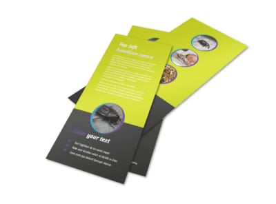 Pest Control Services Flyer Template 2 preview