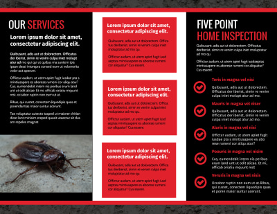 Pest Control Brochure Template Preview 2